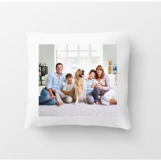 PERSONALISED CUSTOM Cushion Cover 40cm Printed both sides Any Photo Picture text   252835176233