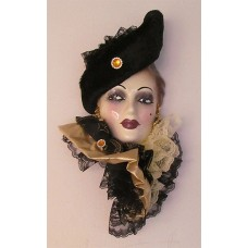 Unique Creations Large Lady Face Mask Wall Hanging Decor   253801136242