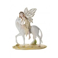 Fairy Unicorn Figurine Ornament Collectable Gift for Girls Women Baby 5060365922060  262670908743