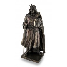 Legendary King Arthur Bronzed Sculptured Statue 258082580877  362342579399