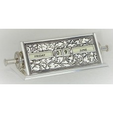 Perpetual Desk Calendar - a stylish accessory .always know the day and date .    390727932942