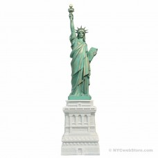 "Statue of Liberty NYC Marble Model (17.5"") - New York City Replica Gift   272351892017"