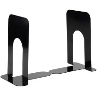 Heavy Duty Metal Bookends Book Ends Home & School Office Stationery - 4 Pai T2W5 190268985055  173353677742
