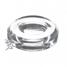 "Baseball, Crystal Balls, Egg Display Stand Large 2"" Round Dimple Block, 3 Pack   281878263244"