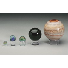 Cylinder Display Stands for spheres, marbles, balls, eggs, and heavier items   322327284022