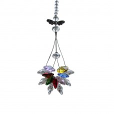 Ball Wedding Maker Window Crystal Pendant Hanging Suncatcher Chandelier Decor 819213752206  232478644251