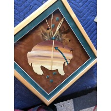 Four Corners Fine Art Shadow Box Buffalo By Terri Dennis   232858575414