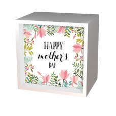 Light Box Arts Happy Mothers Day Battery Operated LED Light Box Home Decor 692403252980  183230789401
