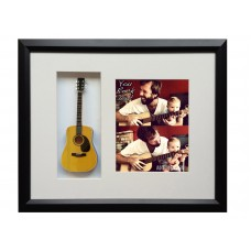 Personalized 22″ x 19″ Mini Guitar Framed Shadow Box - Best Gift Ever   231560145261
