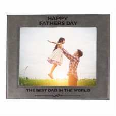 Personalized 8 x 10 Picture Frame for Dad - Custom Fathers Day Gift for Him  730792970921  262868715436