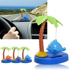 Solar Powered Dancing Tropical Fish Swinging Animated Dancer Toy Accessories   302791819239