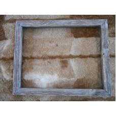 Weathered Wood,Barn Wood Canvas Picture Frames, Barn Board Picture Frames    352188845604