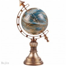 World Globe Atlas Map With Swivel Stand Geography Table Desktop Decor For Home 699967317858  292634429770