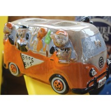 2016 Yankee Candle BONEY BUNCH BOOS BUS VW BUS Votive Holder NEW In Box    112433294716