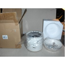 YANKEE CANDLE   T/B ELEC CUTOUT  SNOWFLAKE   ITEM#1157448   NEW IN PACKAGE  609032673727  382541848141
