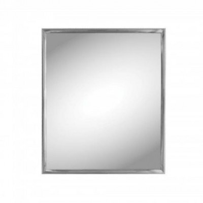 "Silver Trim Wall Mirror 10 X 12"" Es Bulk Buys New 731015197798  122353671749"