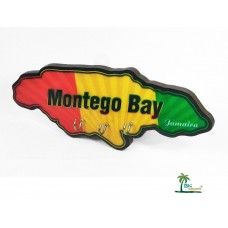 Montego Bay, Jamaica Reggae Rasta Key Holder    302791890625