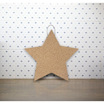 "2019 ""Cartoon Star"" Cork Memo Notice Board message home office wall pinboard, 7 pins   252784245636"