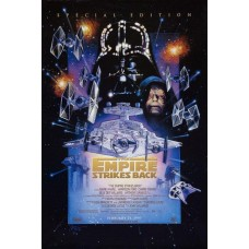 STAR WARS EPISODE V - THE EMPIRE STRIKES BACK Art silk poster print home decor   152836332624