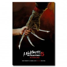 A Nightmare On Elm Street 12x18 24x36inch Classic Horror Movie Silk Poster   202325759485