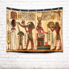 Egyptian Papyrus Pattern Tapestry Wall Hanging Living Room Bedroom Dorm Decor   142906044990