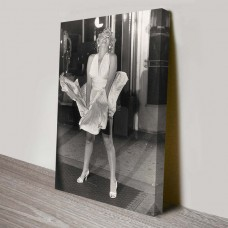 Marilyn Monroe The Skirt Pop Art Canvas Print Wall Hanging Giclee Framed 61x81cm   263128201270