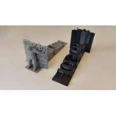 Hodor, Hold The Door Stop- 3D Printed Game of Thrones Doorstop - BLACK   272710294772