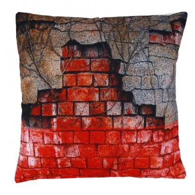 Square Cotton Linen Colorful Pillow Case Modern Home Car Sofa Cushion Cover 45cm   253384660195