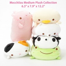 YAMANI Japanese Mocchiizu Medium Stuffed Animal Soft Squishy Plush Collection   192364766673