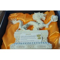 Dragon Statue~ Representing Spiritual Strength & Great Kindness  (Solid)   153085002176