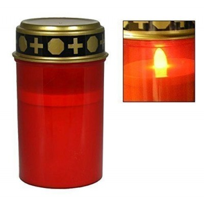 Grave candle for Cemetery Grave light with Lighting LED grave light various wind   322953094006